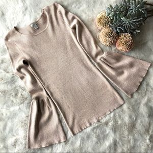 Hinge Tunic Sweater